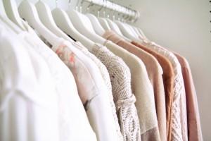 Was ziehe ich heute an - Kleiderschrank - begehbarer Kleiderschrank