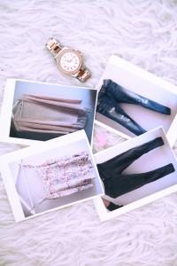 Was ziehe ich heute an - Bilder von Kleidungsstücken