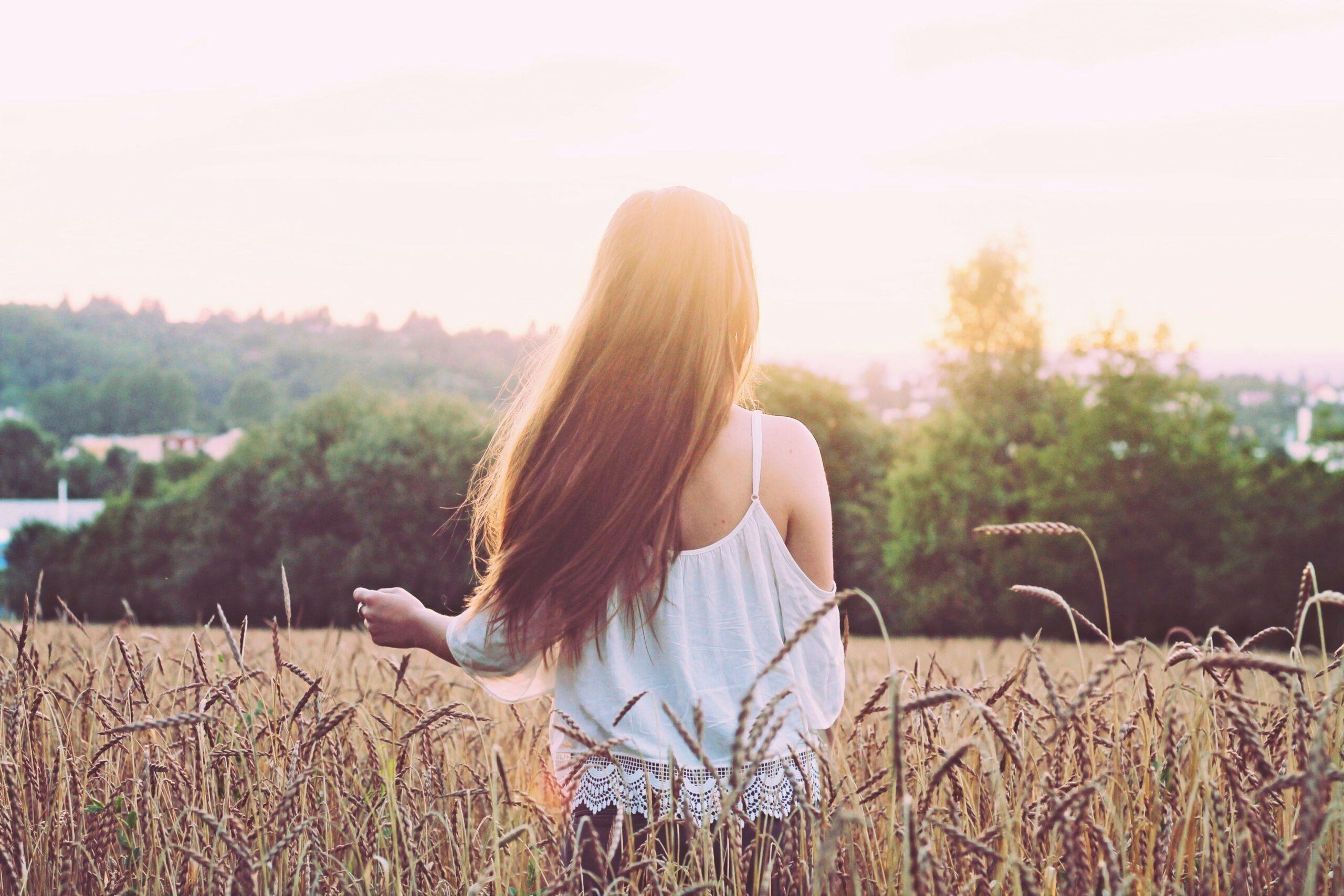 Haarpflege ohne Silikone für gesunde lange Haare