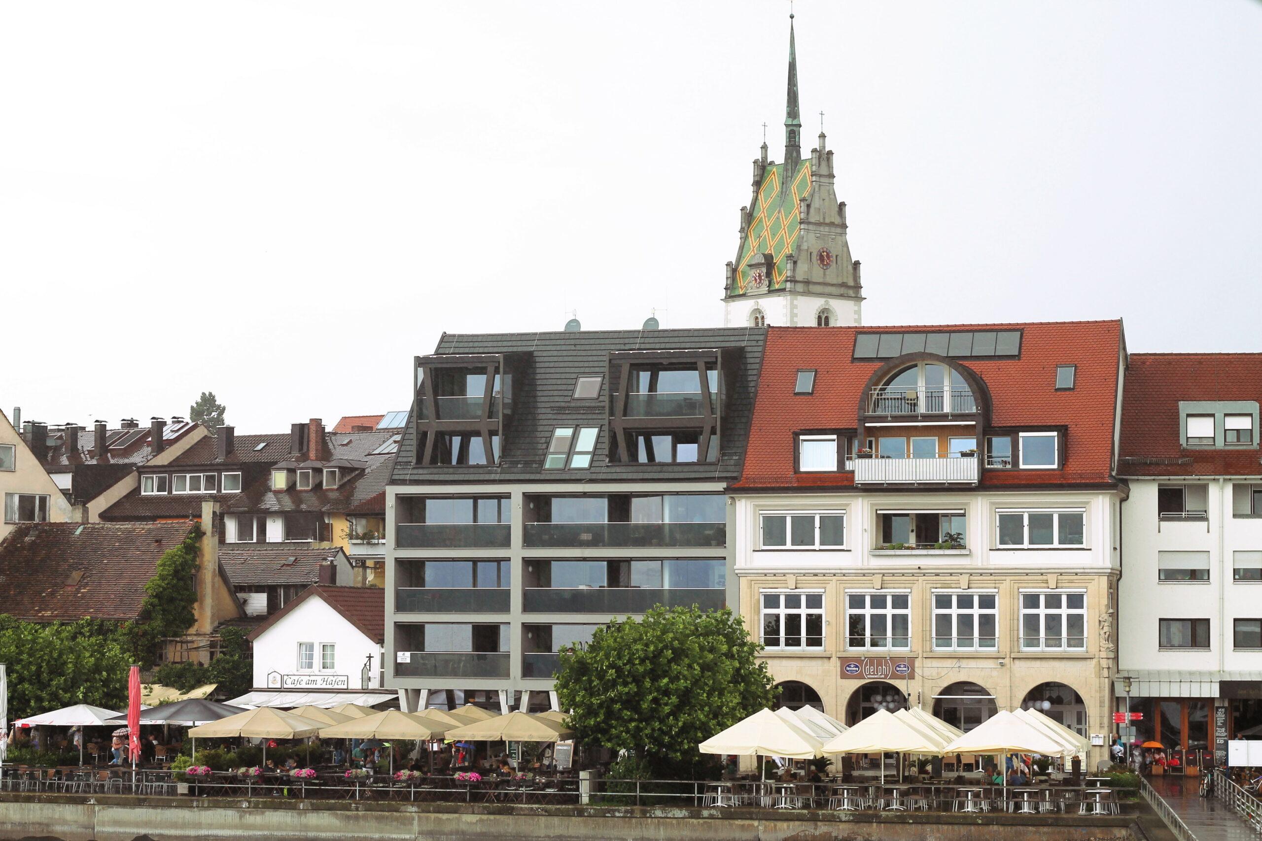 Warum spontan besser ist: Friedrichshafen Kulturufer