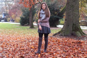 Outfit München lookbook blogpost