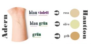Hautton bestimmen olive beige rosa