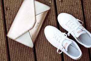 Adidas Coneo QT Damenschuhe weiß alternative adidas superstars