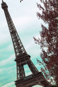 Monatsrückblick April Paris Eiffelturm Le Tour Eiffel Sehenswürdigkeiten Paris