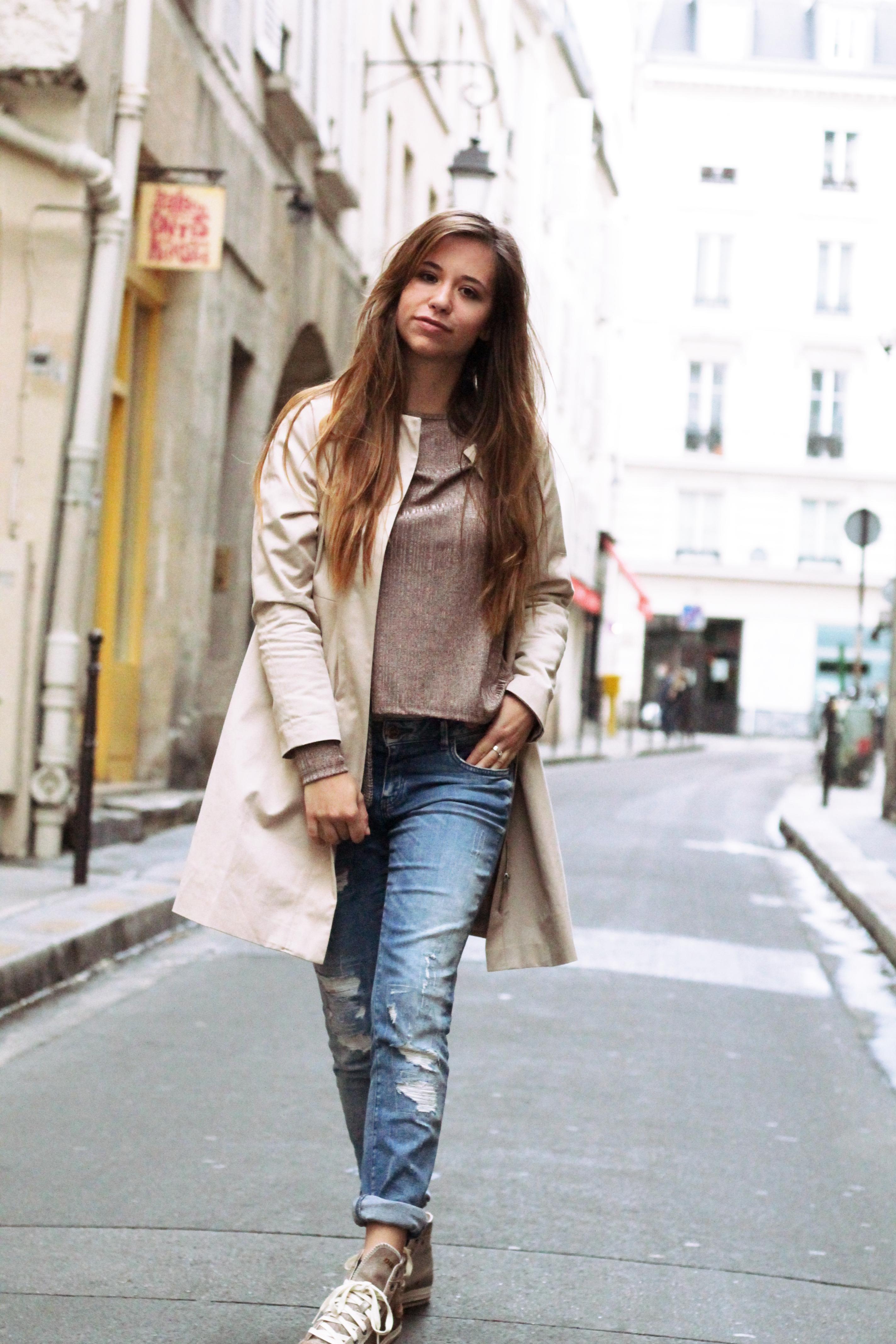 Tipps für das perfekte Sightseeing Outfit I Paris
