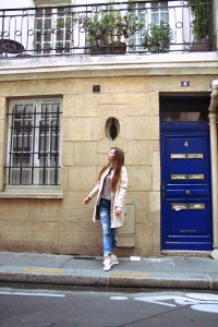 Sightseeing Outfit Paris Tour Outfit Diesel Schuhe