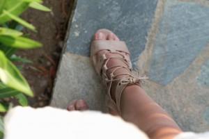 Schuhe Sandalen Sommer