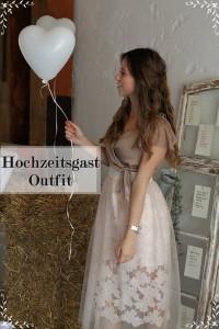 Outfit Sheer Skirt Hochzeitsgast look style blogger augsburg münchen fashion stylish Whitelilystyle
