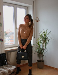 Winter Business Outfit I moderner Bürolook für Frauen Outfit Modeblog Trend 2017 fashion business mode