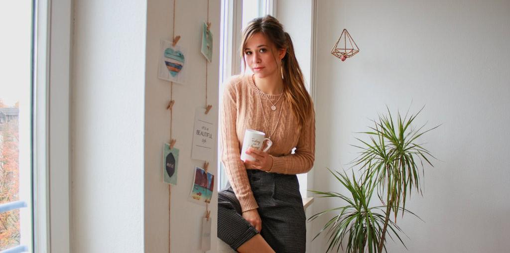 Winter Business Outfit I moderner Bürolook für Frauen Outfit Modeblog Trend 2017 fashion business mode Kleidung