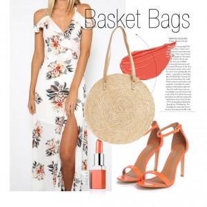Die schönsten Basket Bags für den Frühling 2018 I Insta-Trend Straw bag Korbtasche Basttasche Handtaschen trend blogger fashion style deutschland outfit lookbook