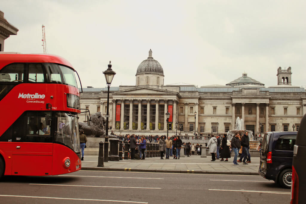 London zu Fuß erkunden I Sightseeing Tour London Geheimtipps