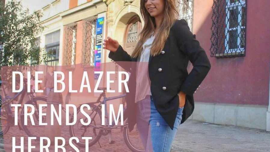 Blazer Trend 2018 Karoblazer Outfit Fashion blog Blazer aus Cord Samt