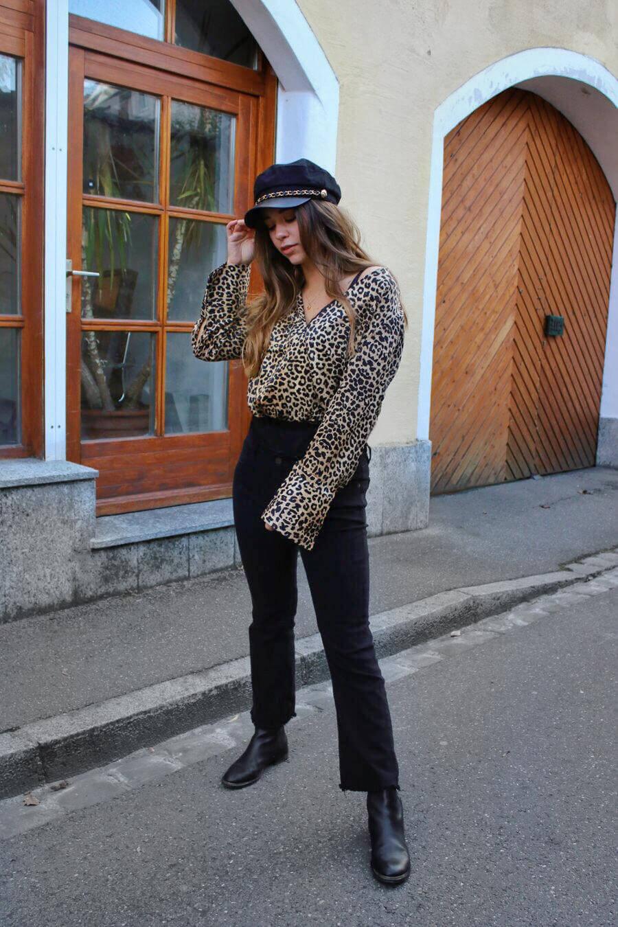 Leo-Print I Das Leopardenmuster für den Alltag stylen