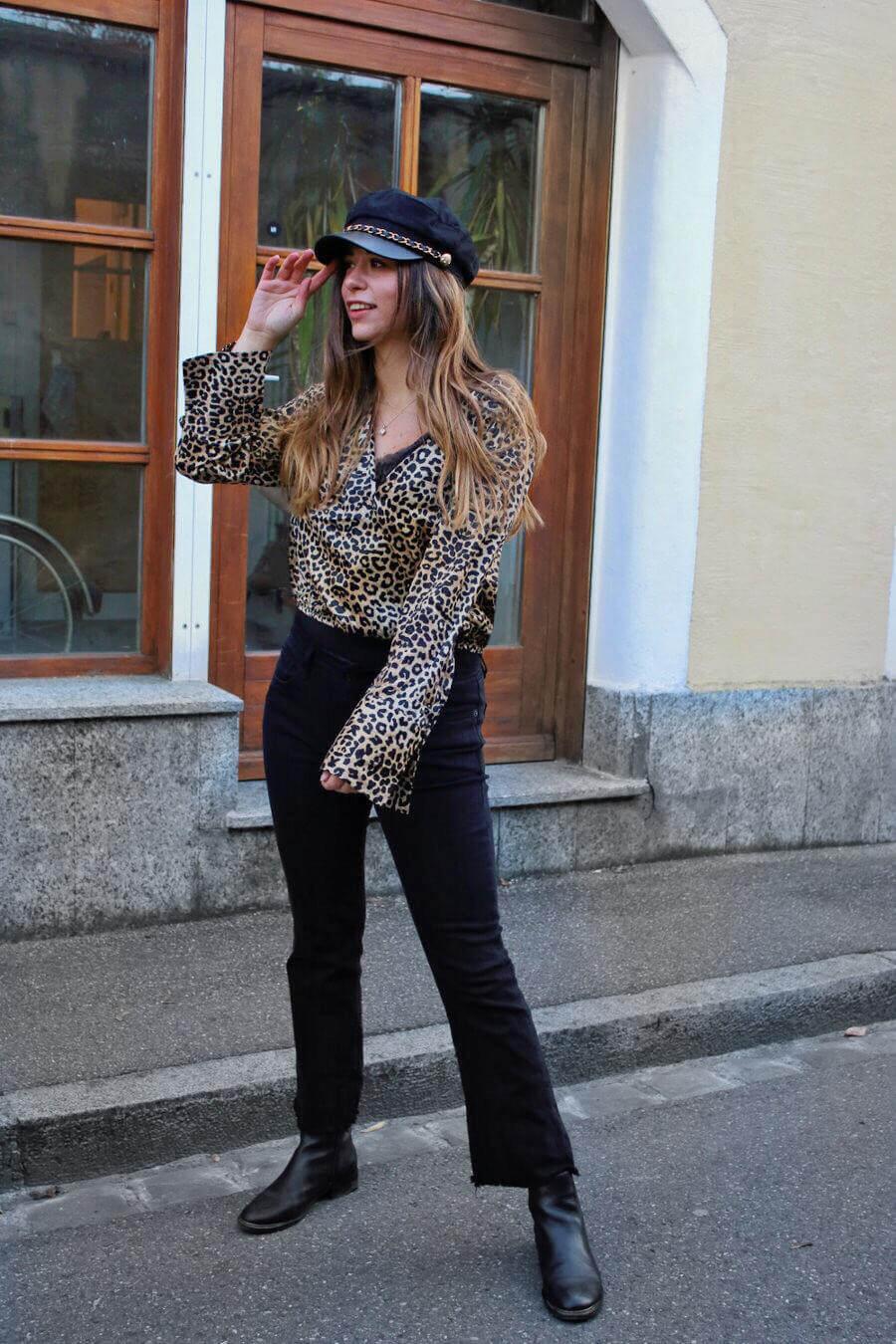 Leo-Print I Wie kombiniere ich das Leopardenmuster im Alltag