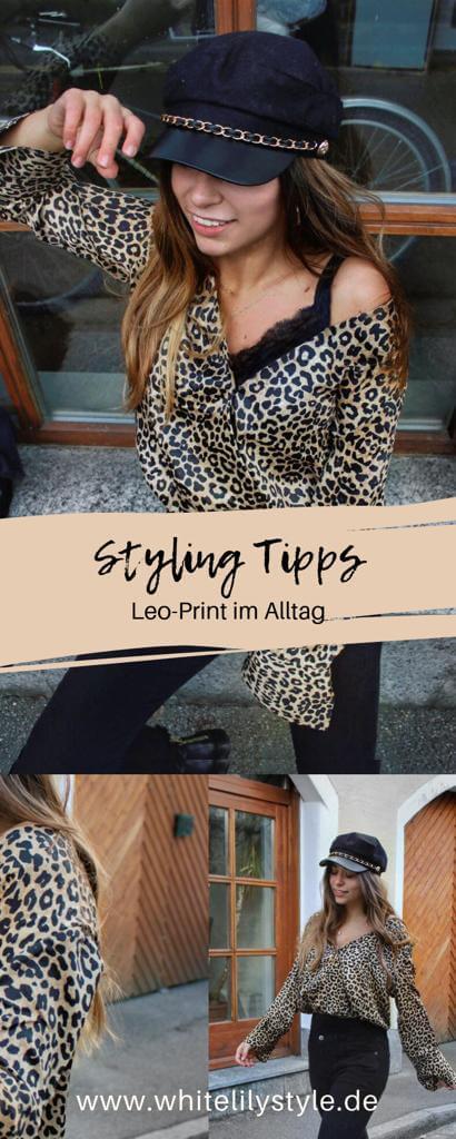 Leo-Print Outfit I Wie kombiniere ich das Leopardenmuster im Alltag