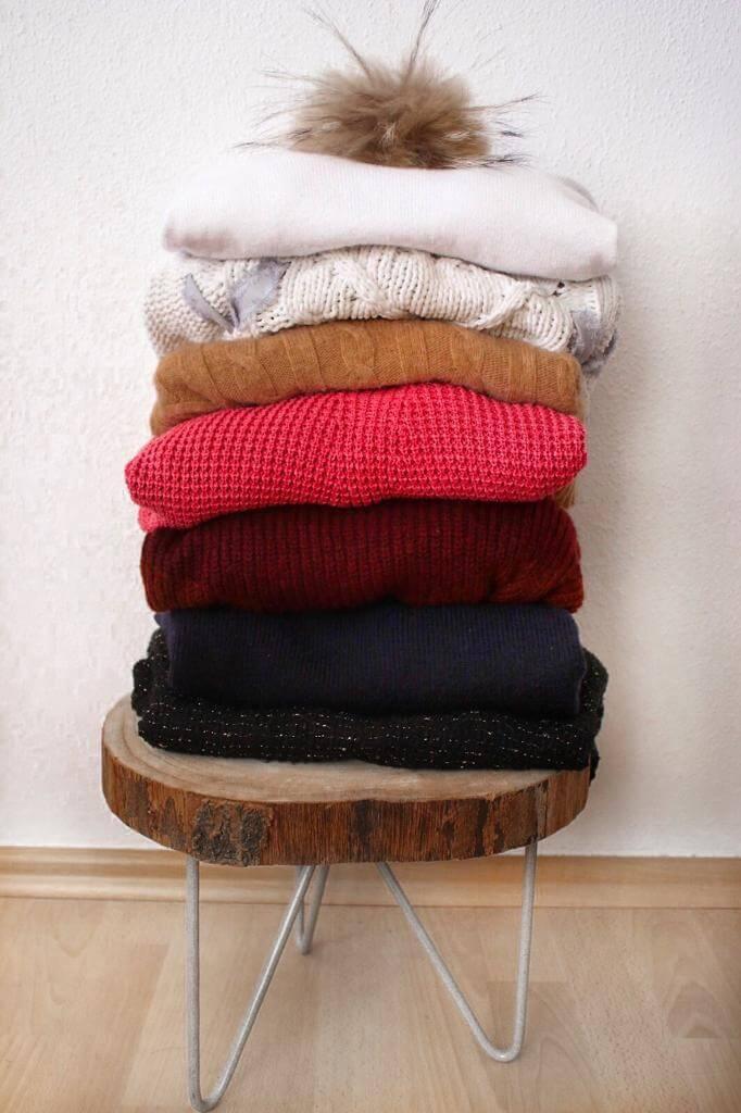 Wie du deinen Pullover waschen & pflegen solltest