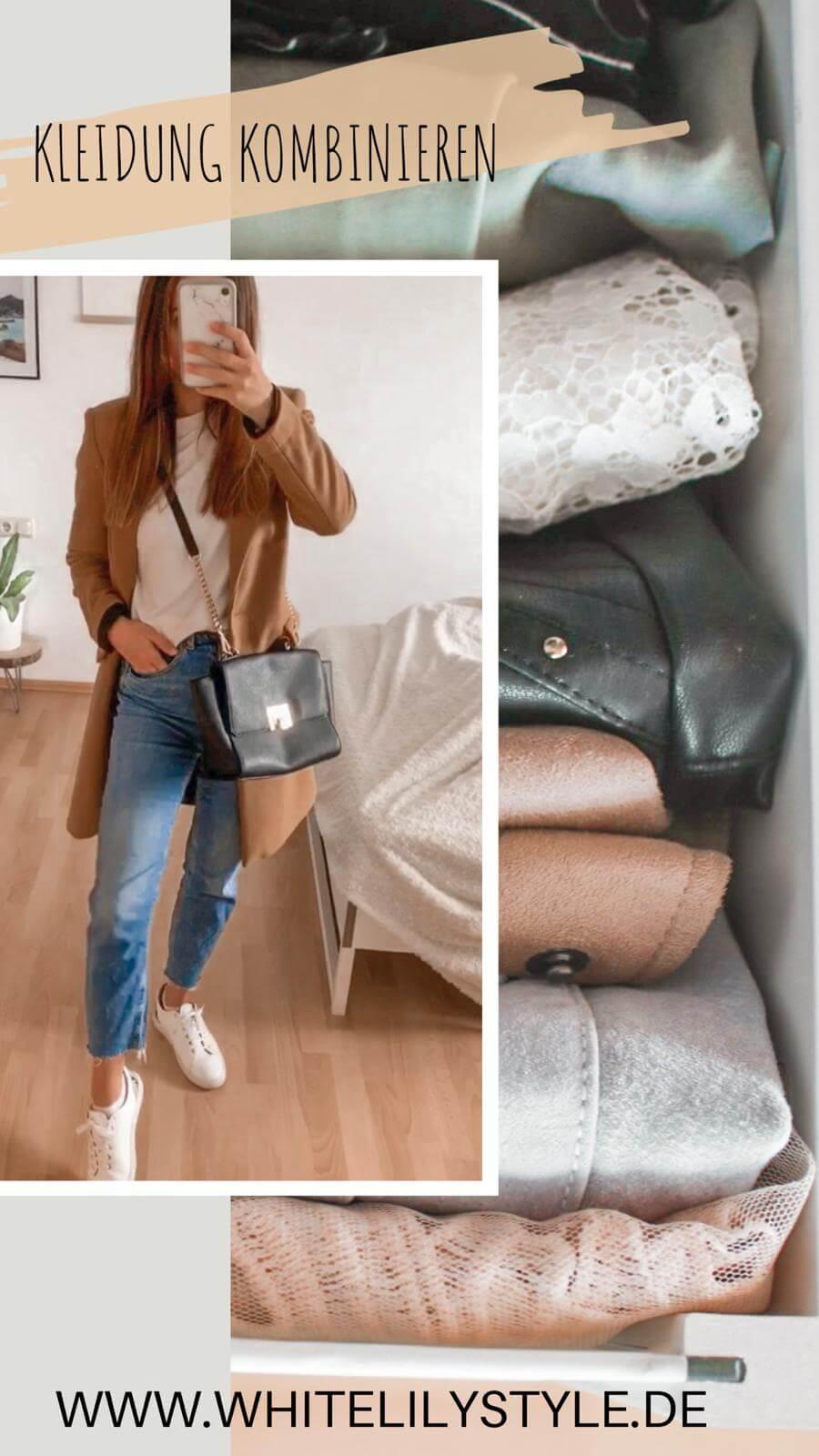 Kleidung richtig kombinieren -Wie du immer weißt was du anziehen sollst