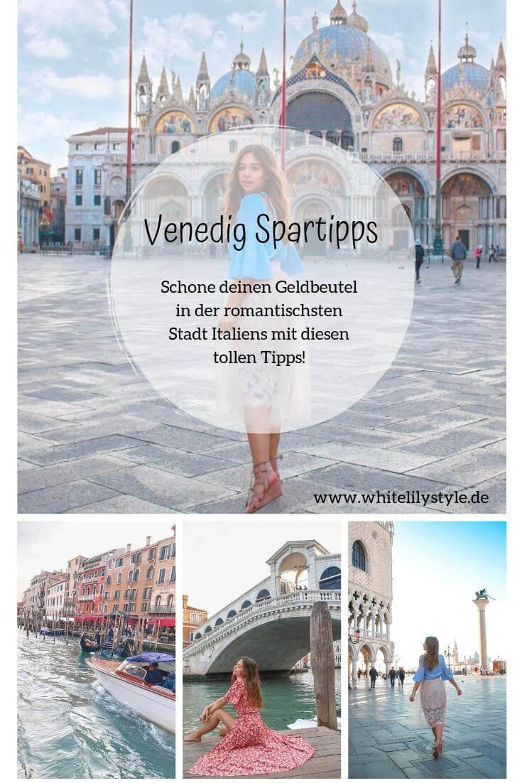 Venedig Spartipps - Wie du günstig unterwegs bist in der romantischsten Stadt Italiens
