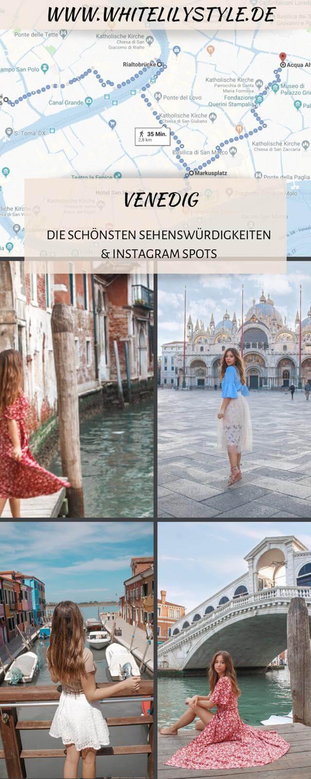 Venedig ohne Touristen So bekommst du das perfekte Bild an den 5 schönsten Sehenswürdigkeiten Venedigs!