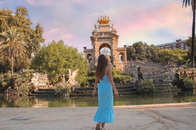 Barcelona - Die Top 10 Instagram Spots Parc de la Ciutadella
