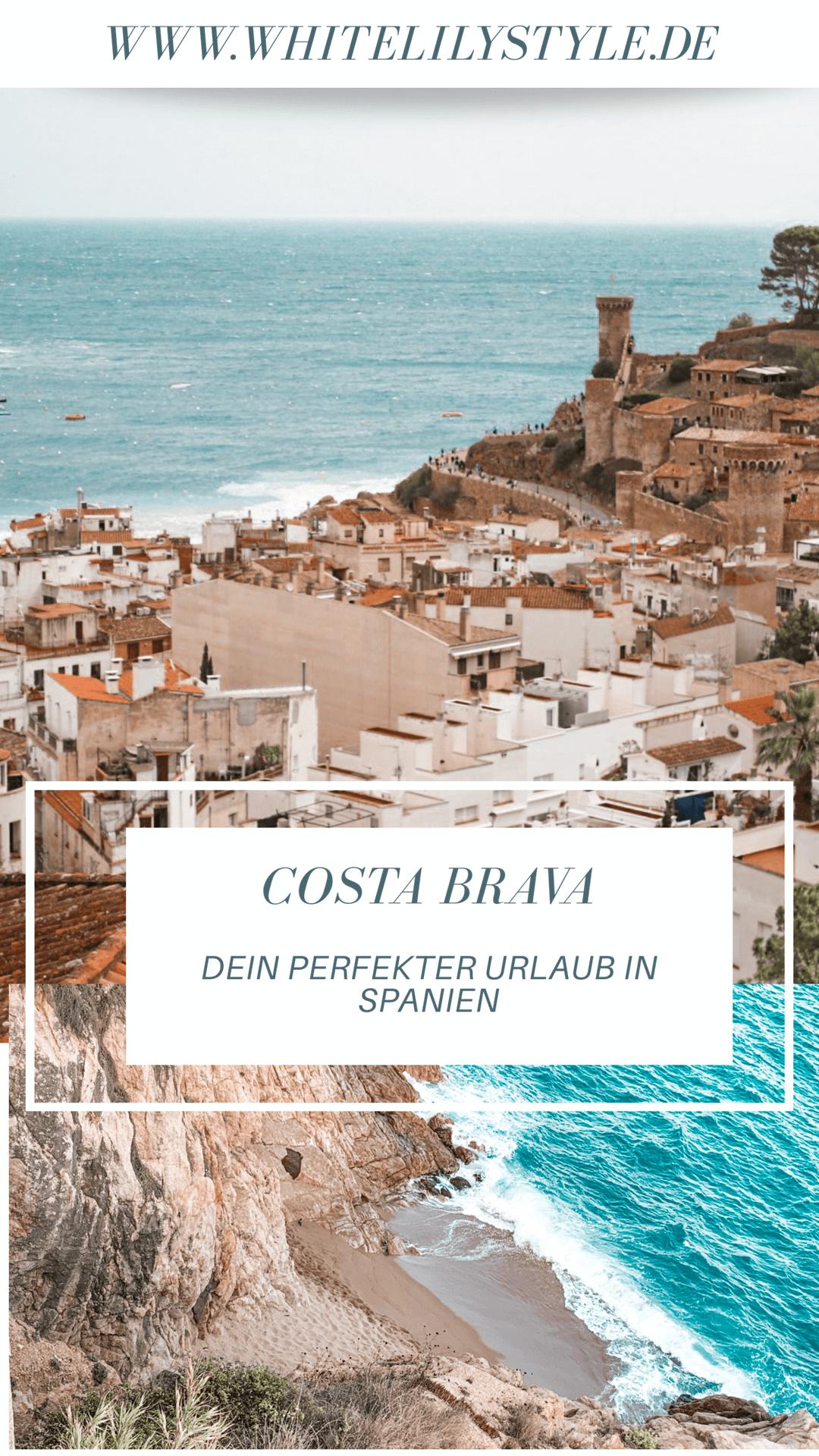 Costa Brava - dein perfekter Urlaub in Spanien