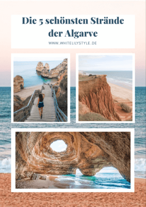 Die 5 schönsten Strände der Algarve