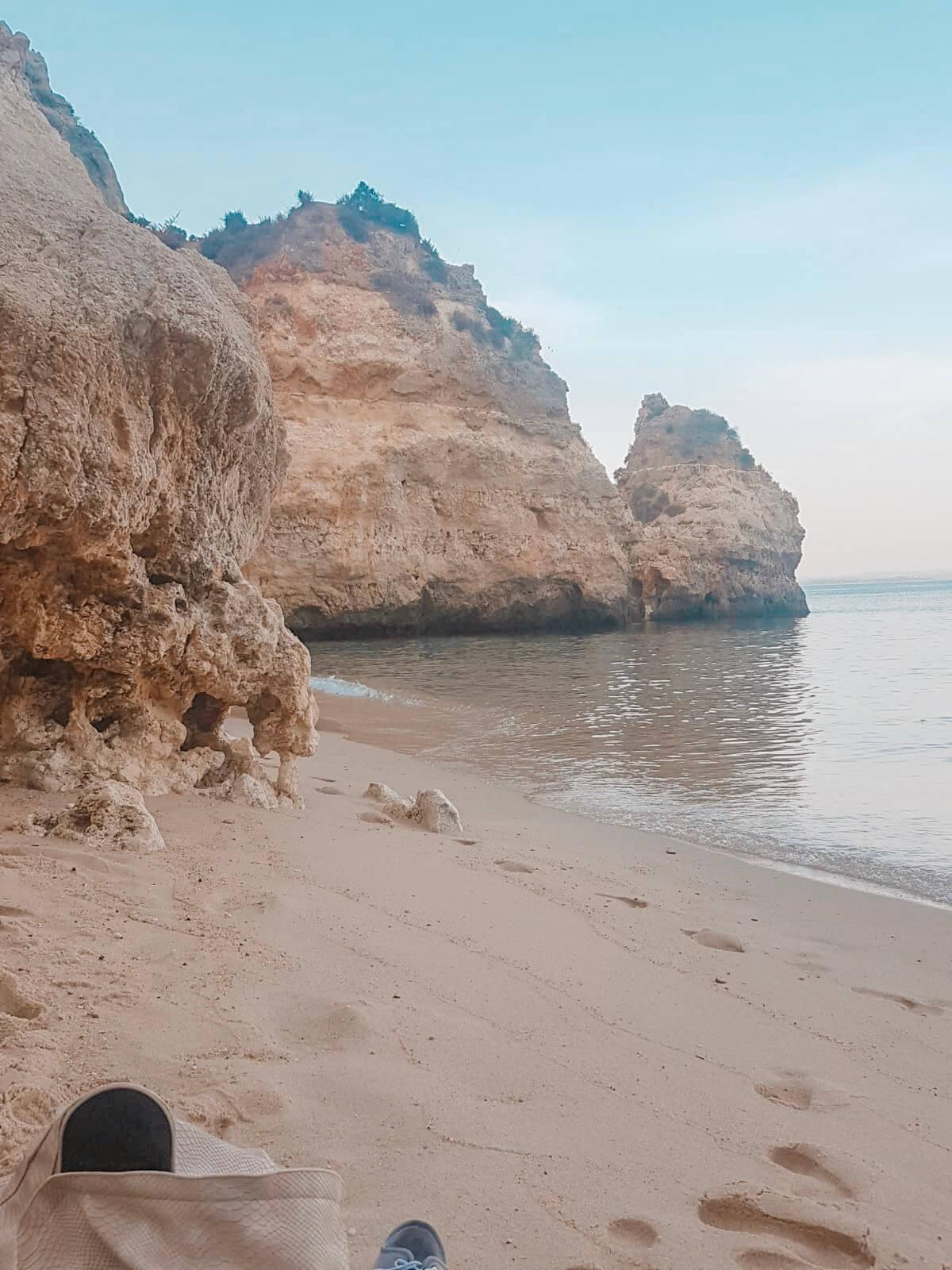 Praia da Marinha Die 5 schönsten Strände der Algarve