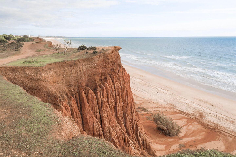 Die 5 schönsten Strände der Algarve Praia da Falesia