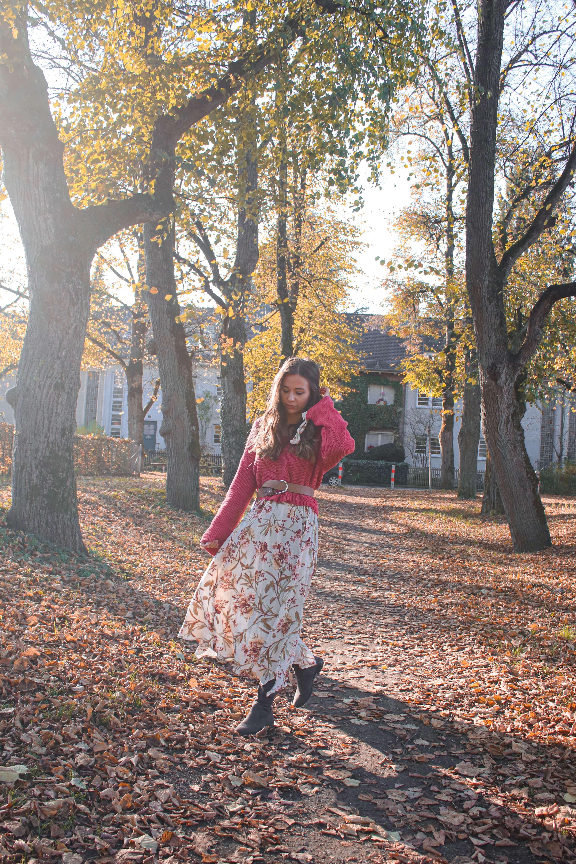 layering look – wie tragen wir ein kleid im herbst & winter