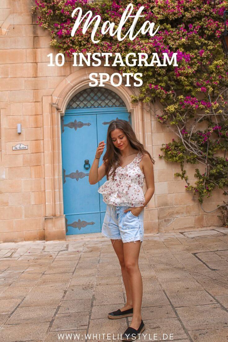 10 Instagram Spots auf Malta  und die wundervollsten Highlights