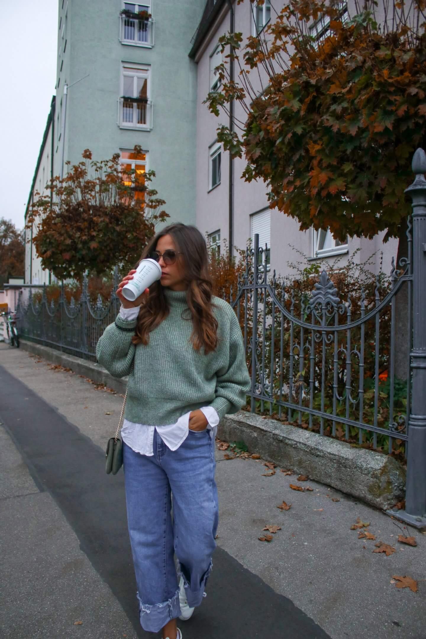 How to: Style einen Oversize Look wie ein Profi