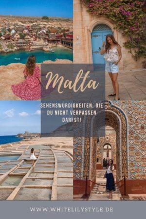 Malta Sehenswürdigkeiten & Attraktionen – das darfst du nicht verpassen!