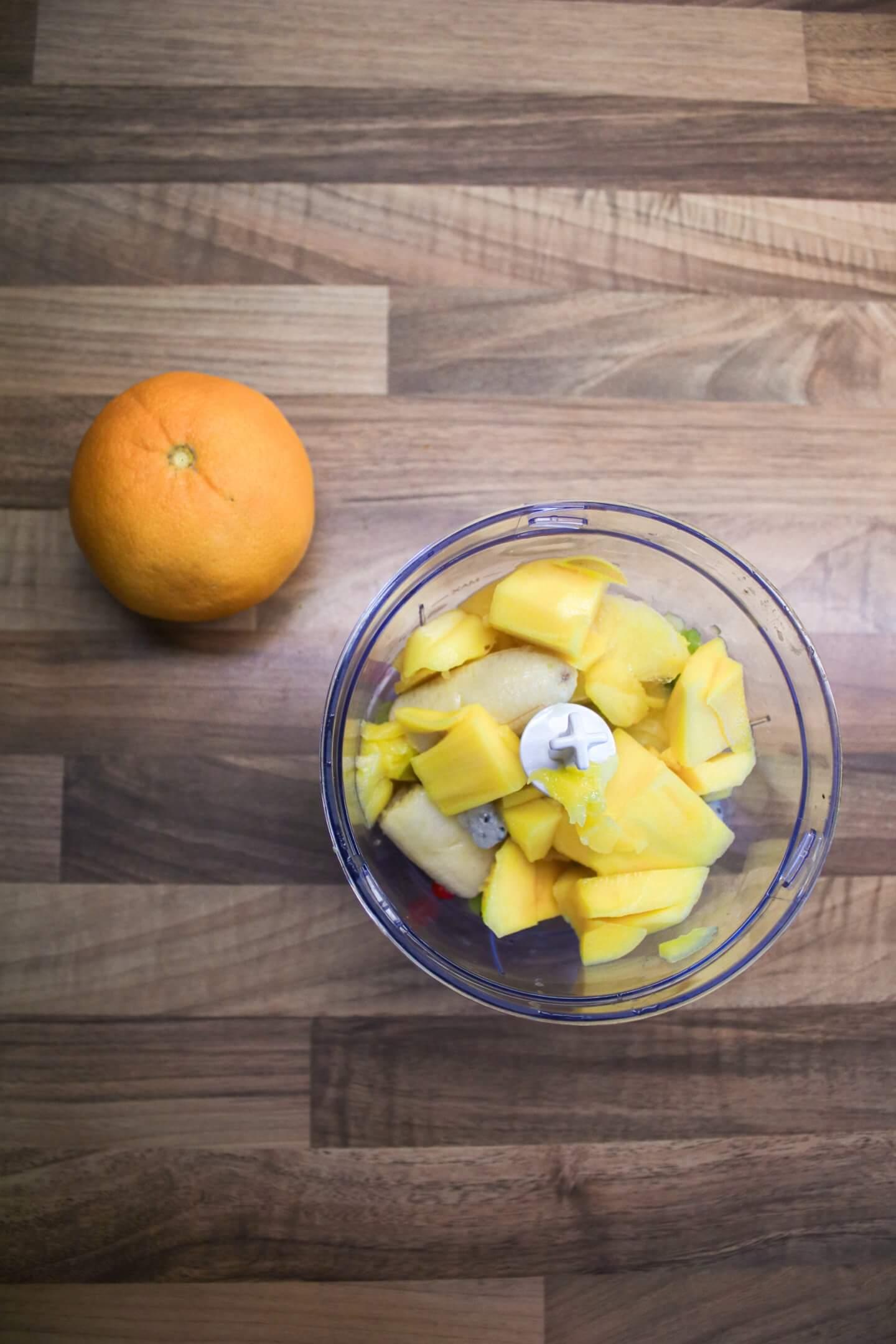 Nice cream – Veganes Eis einfach & schnell Zuhause selber machen!