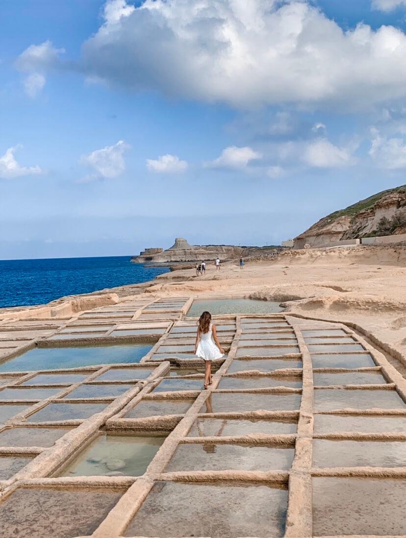 salzplatten - 10 Instagram Spots auf Malta und die wundervollsten Highlights