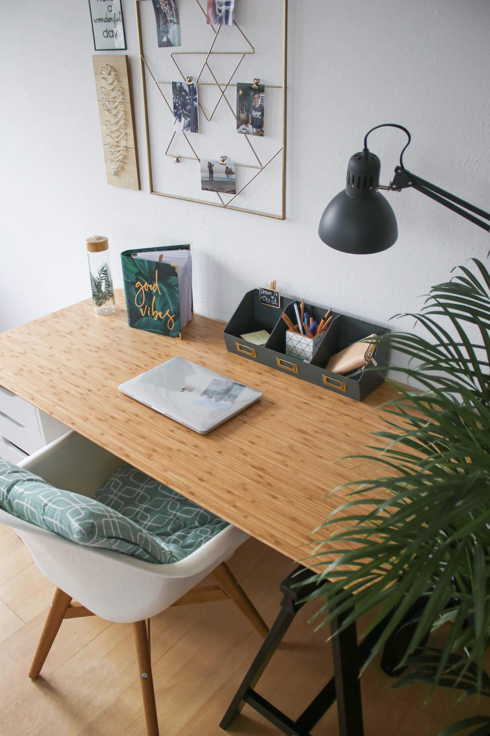Schreibtisch Selber Bauen 2021