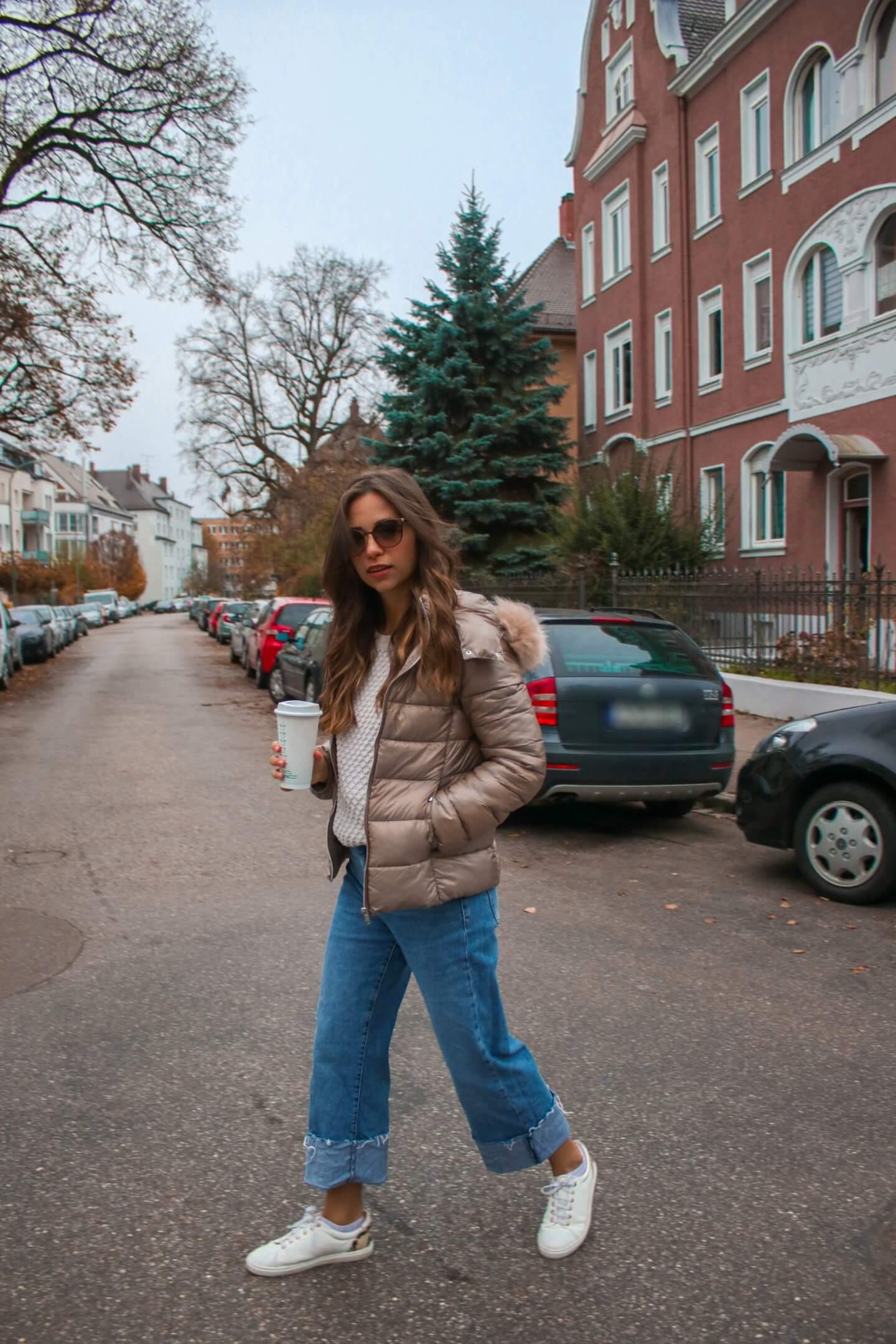 Wide leg Jeans sind IN - Skinny Jeans OUT I Wie kombinieren wir den Jeans Trend?