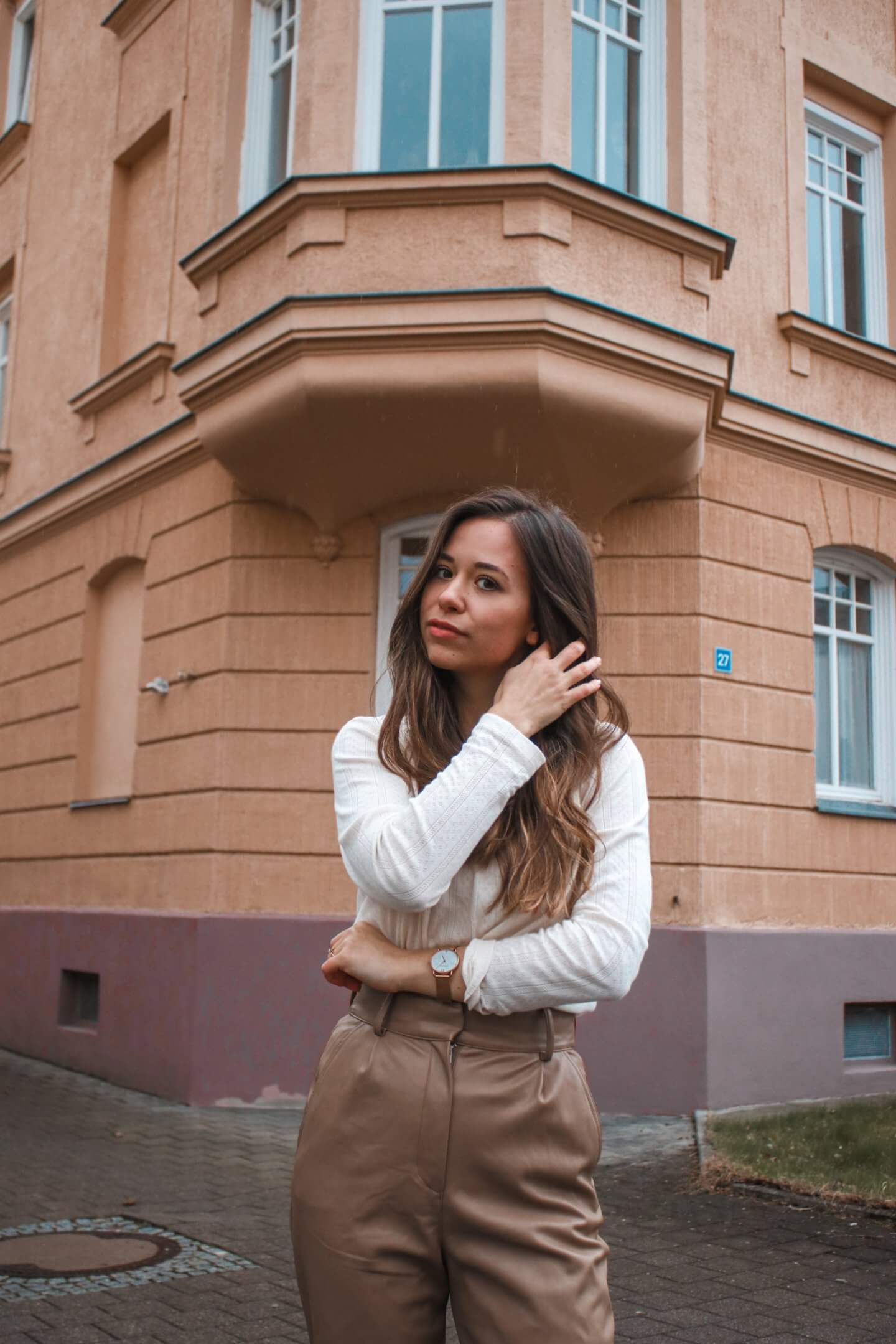 Rocking that Basic Outfit - eine Outfit Inspiration mit simplen Basic Pieces