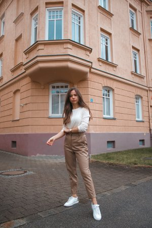 Rocking that Basic Outfit – eine Outfit Inspiration mit simplen Basic Pieces