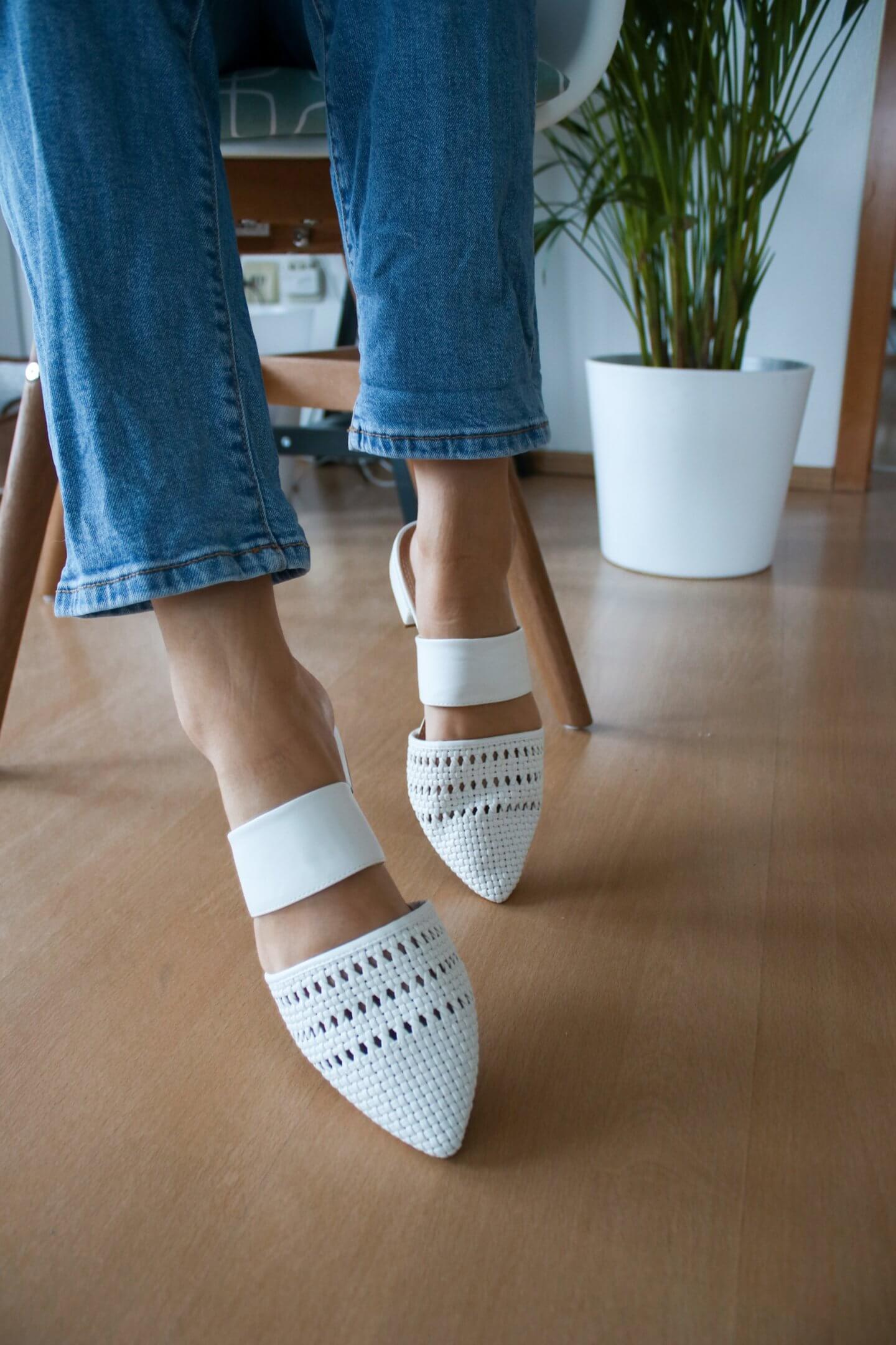 Diese Schuhe sind dieses Jahr IN!