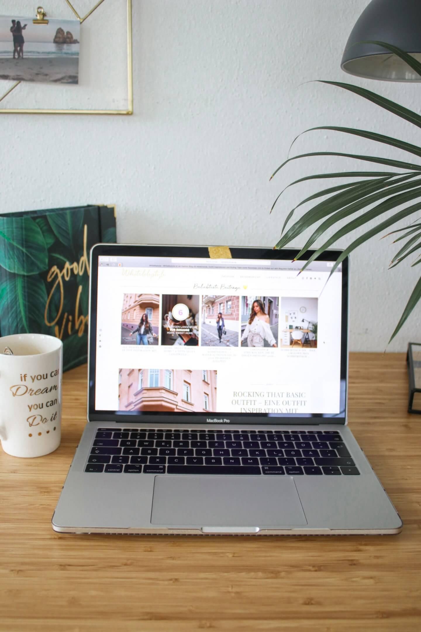 Starte deinen Blog gleich richtig! Einen WordPress Blog erstellen im Jahr 2020