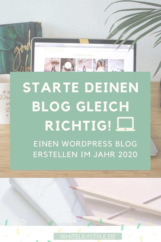 Starte deinen Blog gleich richtig! Einen WordPress Blog erstellen im Jahr 20204.JPG
