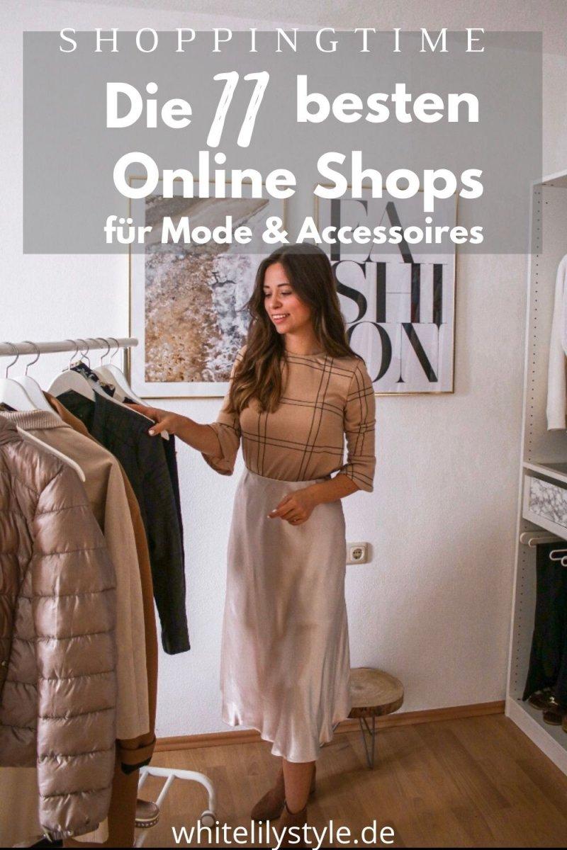 Die besten Mode Online Shops – Aktuelle Sales und meine Favoriten