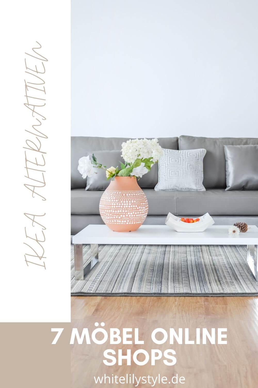 Ikea Alternativen – die besten Möbel Online Shops & Dekoartikel gibt's hier