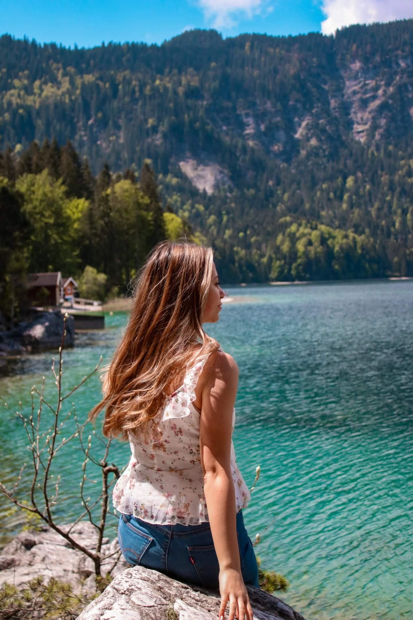 Eibsee- Urlaub an einem der schönsten See Bayerns!