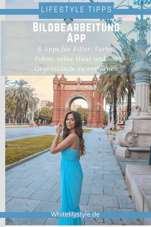 Bildbearbeitung App - 6 Apps für das perfekte Bild (Filter, Farbe, Fokus uvm. )