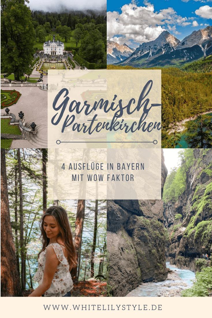 Garmisch Partenkirchen bietet mehr als nur Skifahren – 4 Ausflüge in Garmisch und Umgebung