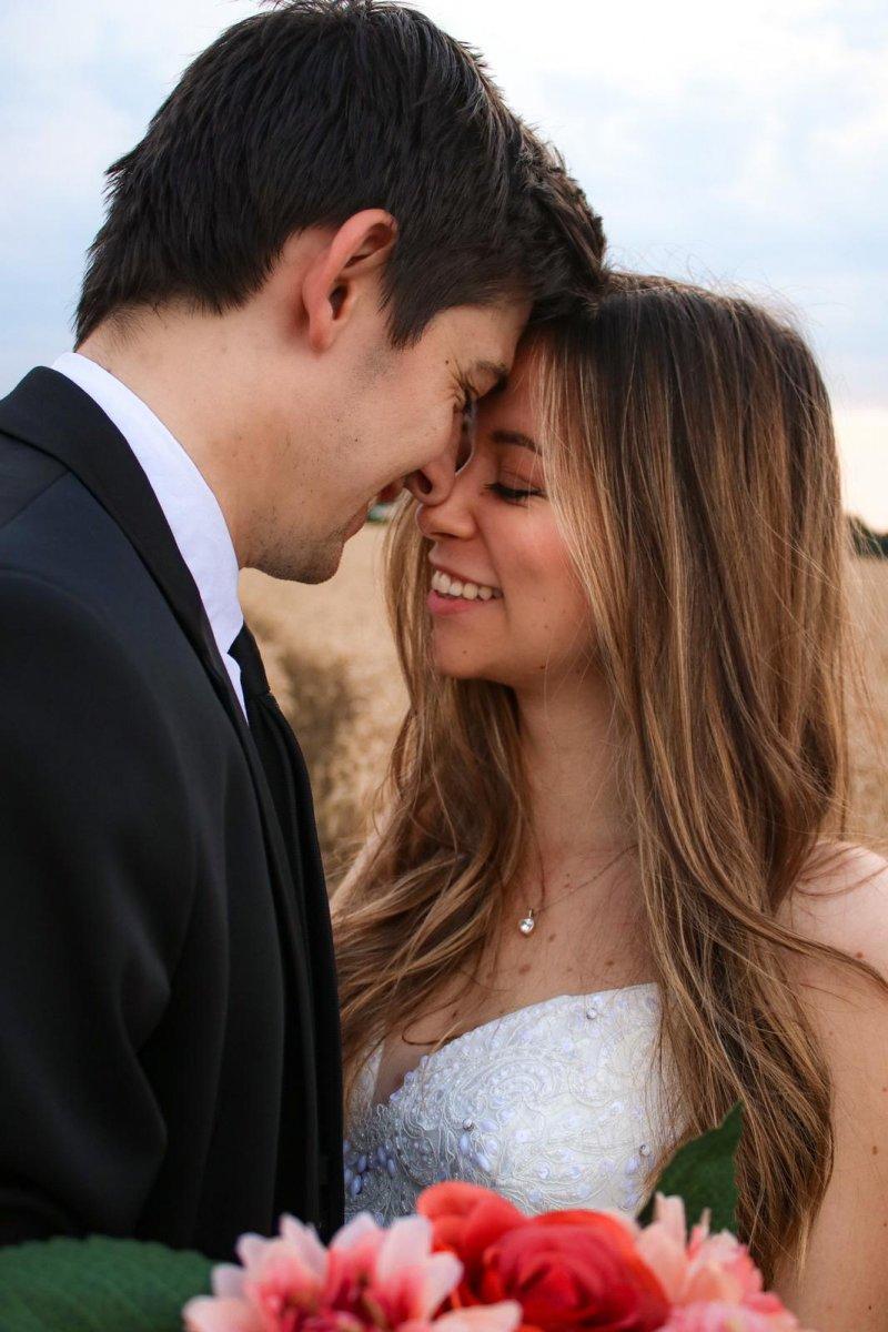 Liebesbrief für meinen Schatz – Die standesamtliche Hochzeit