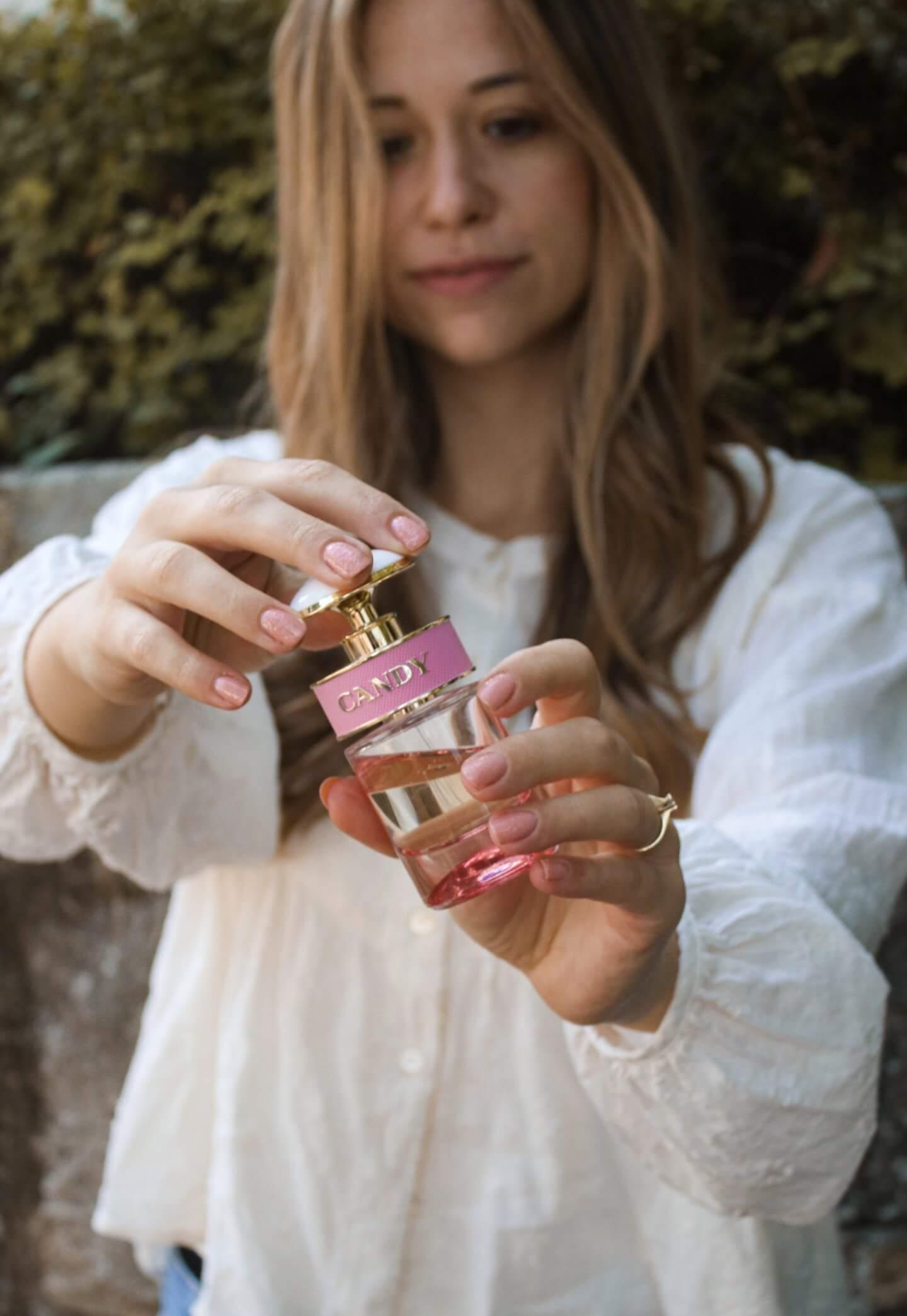 Parfum auftragen - so hält dein Duft den ganzen Tag + finde das richtige Parfum für dich!
