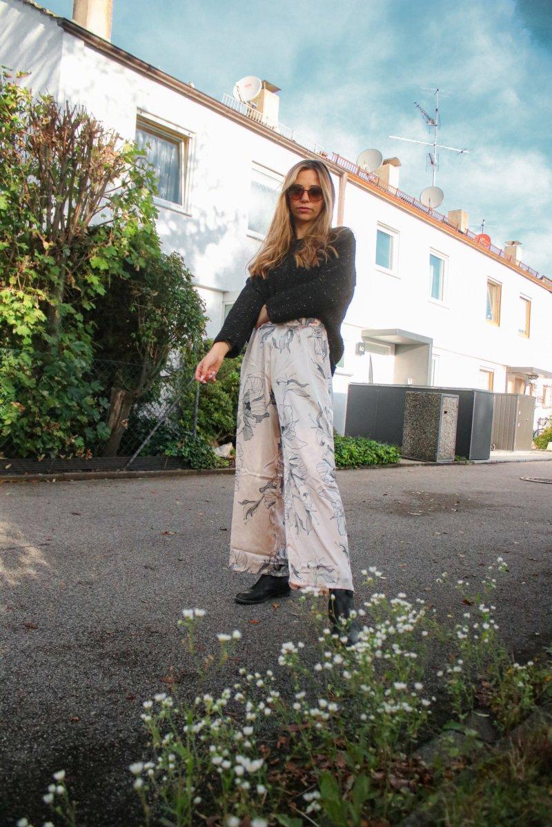 Pyjama Trend – Wie du ihn im Alltag kombinierst von Pyjama und Nachtwäsche bis hin zu Bralettes